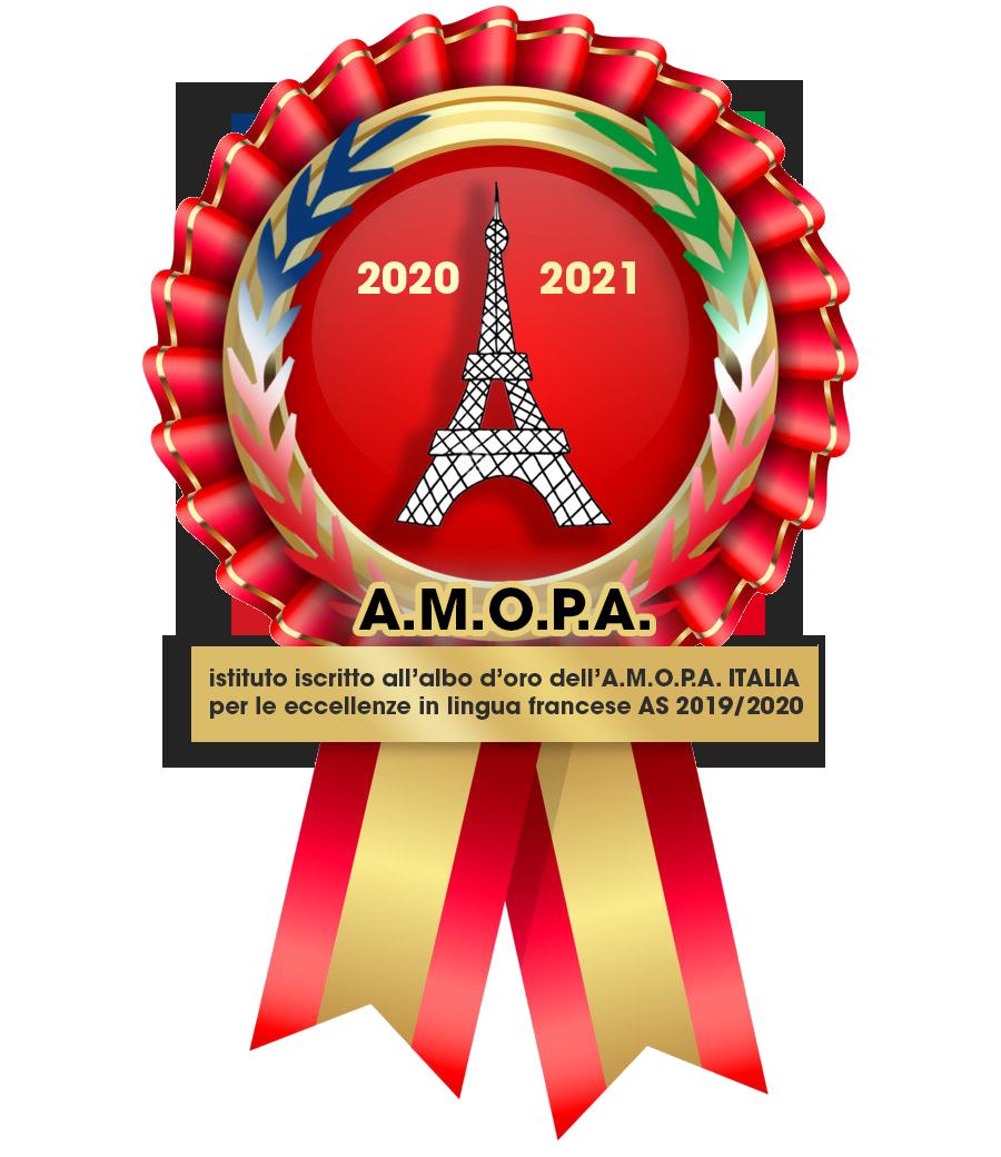 Logo AMOPA