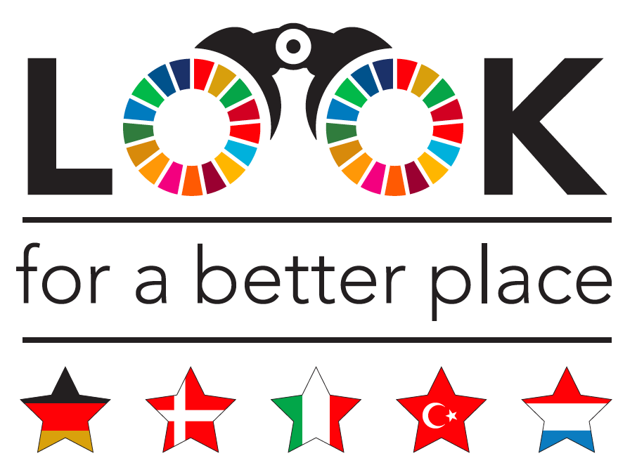 Logo del progetto Look for a better place