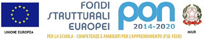 PON 2014-2020 - Fondi strutturali europei